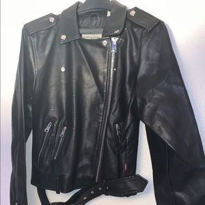 Levi Strauss &  Co.Leather Jacket